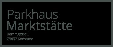 Parkhaus Marktstätte Logo